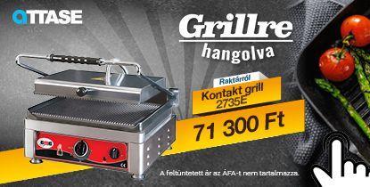 Attase kontakt grill