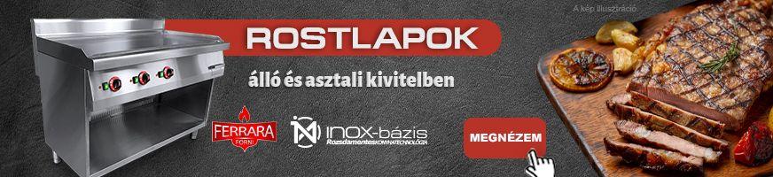 ROSTLAP - InoxBázis