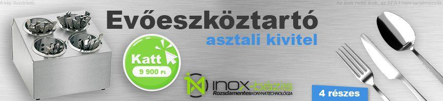 inoxbázis ESZKÖZÖK / CUKRÁSZAT /kivéve: Tésztanyújtó, gyúrótábla/ - Attase, InoxBázis