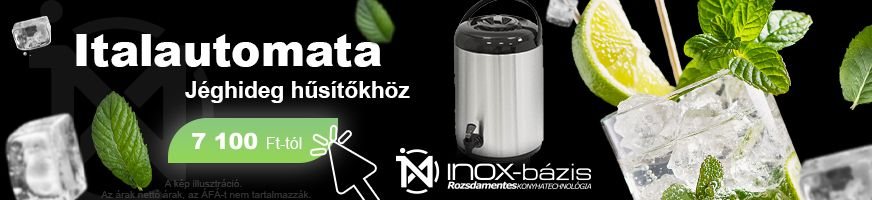Inox Bázs ITALOK (több kategória) - Attase, InoxBázis