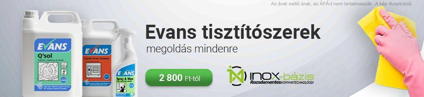 InoxBázis TISZTÍTÓSZEREK - Attase, InoxBázis