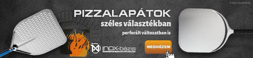 PIZZALAPÁT - InoxBázis