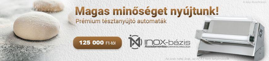 InoxBázis ESZKÖZÖK / CUKRÁSZAT / Tésztanyújtó, gyúrótábla - Attase, InoxBázis
