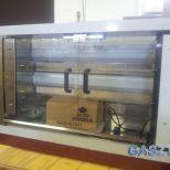 Eladó új, gázüzemű,olasz gyártmányú grillcsirke sütő 350.000+áfa