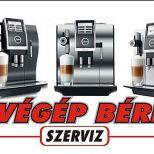 Kávégépek, kávéfőzők bérbeadása, szervizelése Budapesten