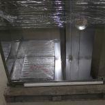 Fali elszívóernyő, 100×110×45 cm, 80.000,- Ft + ÁFA