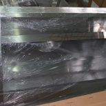 Snack elszívóernyő, 100×70×45 cm, 100.000,- Ft + ÁFA
