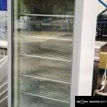 Üvegajtós fagyasztó (használt)