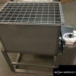 Eladó új, rozsdamentes kolbászhús keverőgép 273 000+áfa