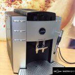 Jura F90 típusú kávégép 6 hónap garanciával