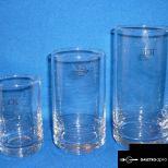 mércés üveg poharak