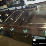 Új ipari konyha főzősor - WWW AGASTRO HU