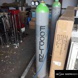 ELADÓ: 2db magasnyomásu gázpalack (200bar)  nyomáscsökkentő szeleppel