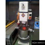 30 literes habverő gép