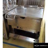 Gázüzemű billenő serpenyő - 40L