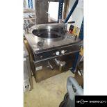 Boppas Elektromos főzőüst 65 literes
