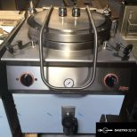 Elektromos főzőüst 150 L