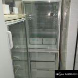 Üvegajtós hűtő kombinált kivitelben!
