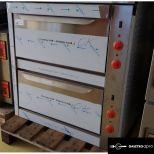 Elektromos statikus sütő SS2