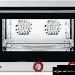 Eladó új, 4 tálcás 60x40 és gn 1/1-es légkeveréses sütő párasító funkcióval 197 000+áfa