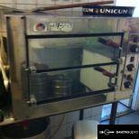 ITALFORNI pizzasütő kemence + 30 db 32-es pizzaforma
