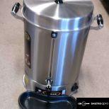új inox rozsdamentes acél 23L-es ital főző melegentartó adagoló boci