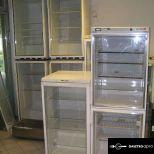 Üvegajtós hűtő garanciával:160,200,240 literes