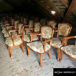 Bécsi Barokk székek 28 db