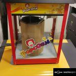 Popcorn gép eladó! Új, garanciális!