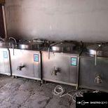 150l főzőüstök felújítva garanciával