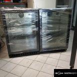 Üvegajtós pult alá rakható Helkama és Carrier hűtő garanciával!!Több darab!