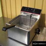 Olajsütő fritőz fritu 11 literes 3,5 kW-os eladó SK