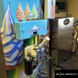 Carpigiani élcsíkozós lágyfagylaltgép