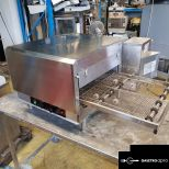Lincoln Impinger 1308 Futószallagos pizzakemence - légkeveréses - 40cm - 9kW
