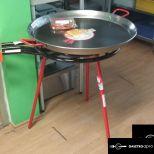 Paella serpenyő és tartozékai raktár készleten!