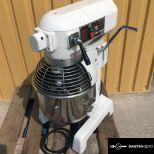 Használt ipari dagasztó gép, 20 literes, kitűnő állapotban,  eladó