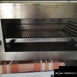 Melegszendvics grill sütő