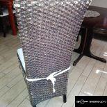 24+4db éttermi fonott szék
