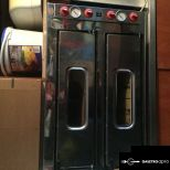 Kétaknás pizzakemence áramtalanító rendszerrel ,három hónapot használt eladó