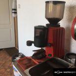La San Marco kávégép és örlő
