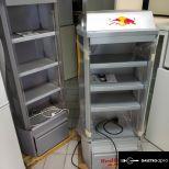 Ital hűtő,hűtő regál: vadonatúj Helkama garanciával