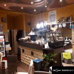 Kávézó üzlet üzemeltetése  átadó, berendezéssel és árúkészlettel együtt