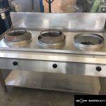 Kínai wok tűzhely