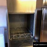 Winterhalter GS 640 fekete edénymosogató, ládamosó