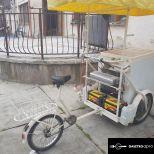Használt, működőképes fagyis tricikli eladó!