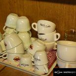 Kávés csészék+ tányérok
