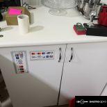 Konyhai szekrény/mosogató gép szekrény