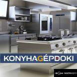 Nagykonyhai, ipari, vendéglátóipari és háztartási konyhagép szervíz