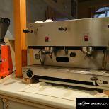 La San Marco kávéfőzőgép darálóval