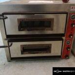 2 aknás pizzasütő eladó (Speciális leárazás!)